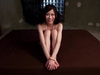 tiny japanese girl used and fucked