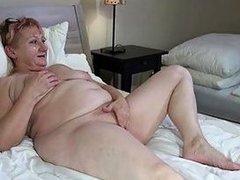 OldNanny Hot stepmom lesbian fuck with