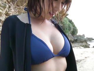 japanese fucking on the beach