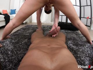 flexi fucking action with ballerina vinna reed