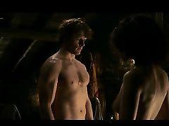 Caitriona Balfe naked in sex scenes