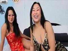 Bella Ling & Gianna Lynn